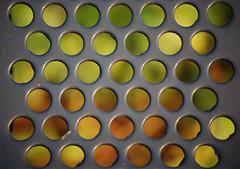 Autumn colour holes (johanbl) Tags: autumn graveyard interestingness top20bokeh