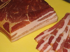 Koloszvari (Hungarian bacon)