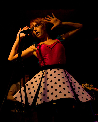 The Pipettes photo by Liminist