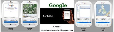 Gphone Google Phone