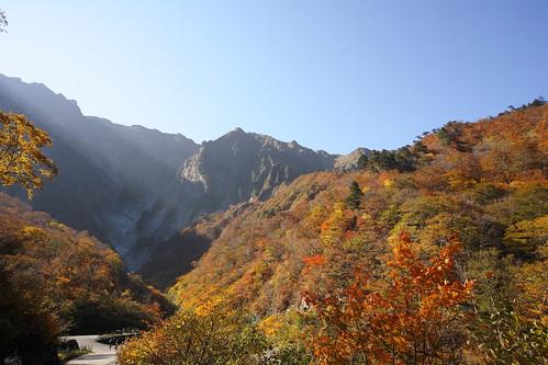 一の倉沢の秋3