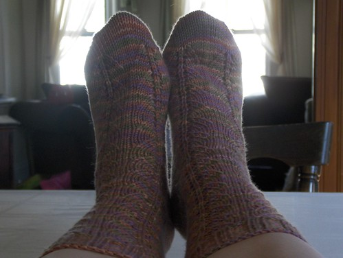Southwestern Socks - 1 of 3