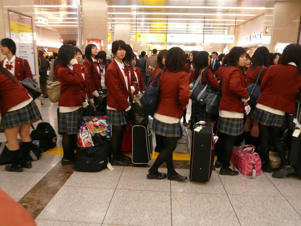 Japan: School Trip 3
