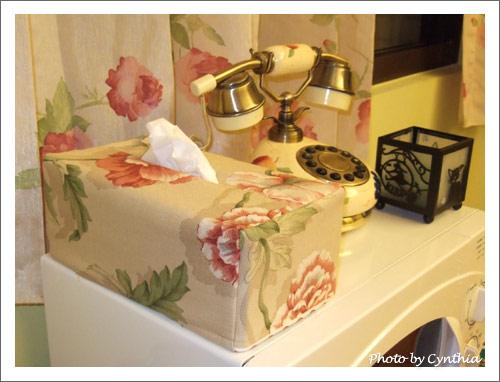 廚房的衛生紙套
