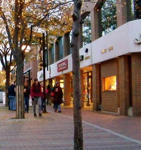 Church Street shopping