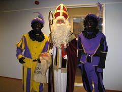 Sinterklaas Fontys 2007