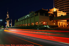 Speed (Banafsaj_Q8 .. Free Photographer) Tags: tower club speed photography beat shutter kuwait q8  lothan      shtter       banafsaj banafsajq8