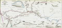 Map of Part of the Valley of Red River North o...