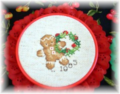 Gingerbread 85 Man