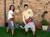 Crazy Gardeners