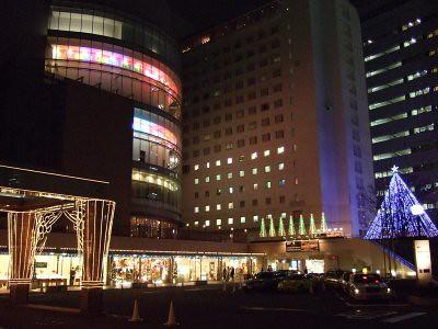 Christmas Illumination @ Sinagawa Prince Hotel