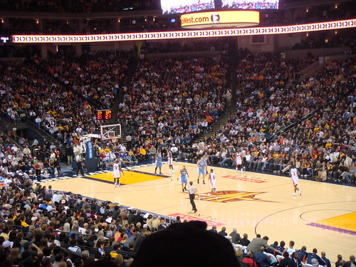 Warriors vs. Nuggets