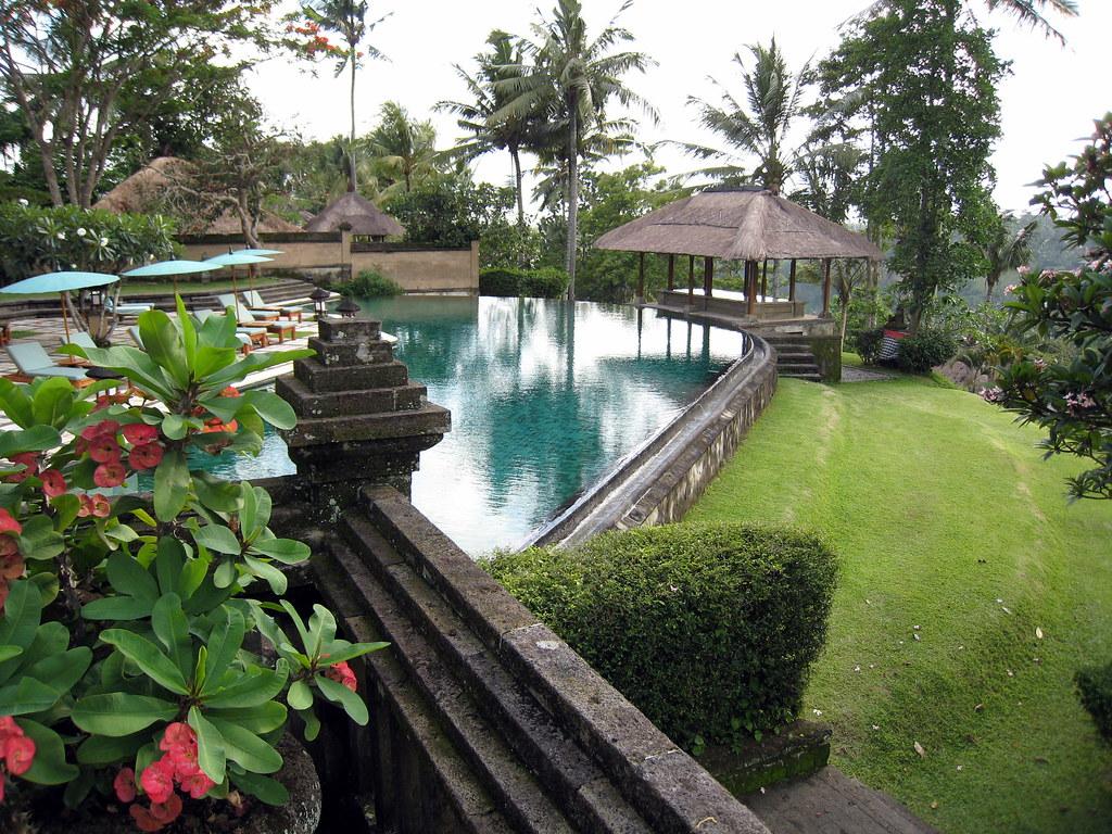 バリ島・リゾートホテル