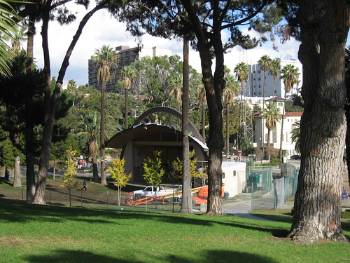 Band Shell, MacArthur Park