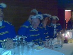 Trier08 Tafel Sjef Rens Rob Maarten (RKDV Sint Hendrien, Afdeling Dansmari's) Tags: up pin sint kalender dansmariekes oeteldonk hendrien dansmaris dansmaries rkdv