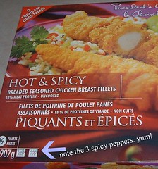 Spicy PC chicken