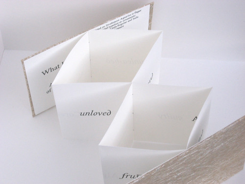 What I Felt, The Book