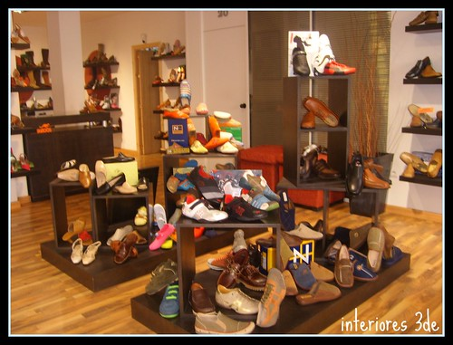 Decoracion Para Zapaterias Infantiles ~   de sus zapater?as en las que siempre ha optado por la ayuda de