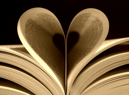 I Love Books by Weeping-Willow Photography.