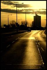 Road Into The Sunset (Regina J.) Tags: vienna road bridge sunset interestingness explore roads cwd explored cwdcritique 2cwdrs cwdrs cwdweek53 cwdcritique53 cwd532 cwdrs53 2cwdrs53