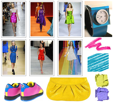 Tuesday Trends: Bright Stuff