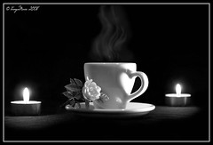 Be my Valentine... (Tanya Mass) Tags: bw stilllife composition candles searchthebest artistic expression postcard romantic soe stvalentinesday aclass takeabow artisticexpression top20blackandwhite creativephoto flickrgold platinumphoto bwphotoaward  superbmasterpiece infinestyle ithinkthisisart wowiekazowie diamondclassphotographer flickrdiamond amazingamateur exemplaryshots theunforgettablepictures cmwdbw champagnemoments imagepoesie theperfectphotographer betterthengood top10bw roseawards eyesofacherub amazinglyaxed tanyamass