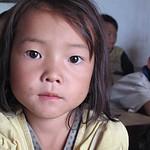 Little Hmong La at school