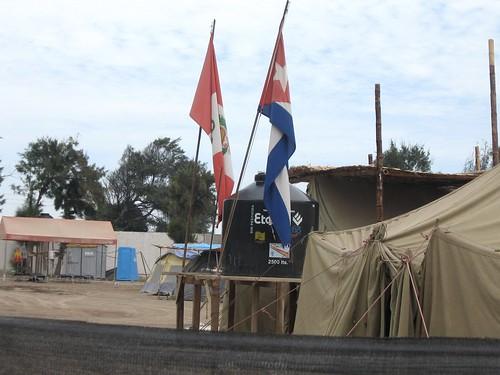 Peru y Cuba hermanados