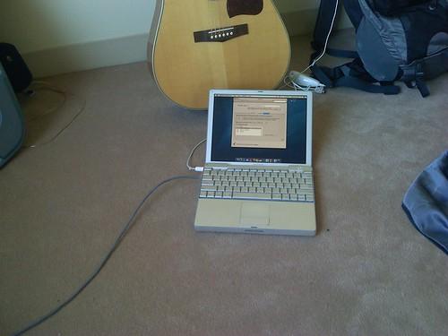 Blog Title: Alex\'s office: Wherin lies the world\'s worst computer ...