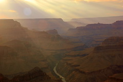 Sunset, South Rim, Powell Point, Grand Canyon (Ray .) Tags: sunset arizona grandcanyon southrim smorgasbord goldenmix anawesomeshot diamondclassphotographer flickrdiamond ilovemypic wonderfulworldmix goldstaraward sunsetlovers funfanphotos absolutelystunningscapes