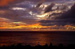 Perfect World (Bill Adams) Tags: sunset hawaii fishermen song bigisland talkingheads hawi perfectworld kohalacoast kapaapark canonef1635mmf28lusm
