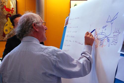 Ontwerp het UMC Innovatiecafé