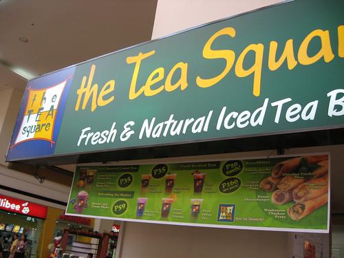 Tea Square