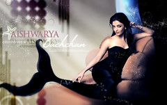 AishWarYa Rai ... (Bally AlGharabally) Tags: world wallpaper beautiful angel design perfect photographer designer indian actress 1994 charming mermaid miss rai aishwarya kuwaiti bachchan bally gharabally algharabally
