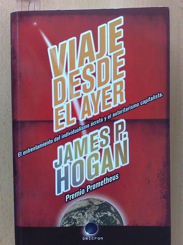 Viaje desde el ayer - James P. Hogan