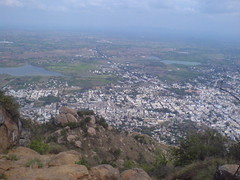 Tiruvannamalai - City View (Innerseeker) Tags: john gopal tiruvannamalai thiyaga ramanamaharishi siddhar annamalaiyar meditationplace