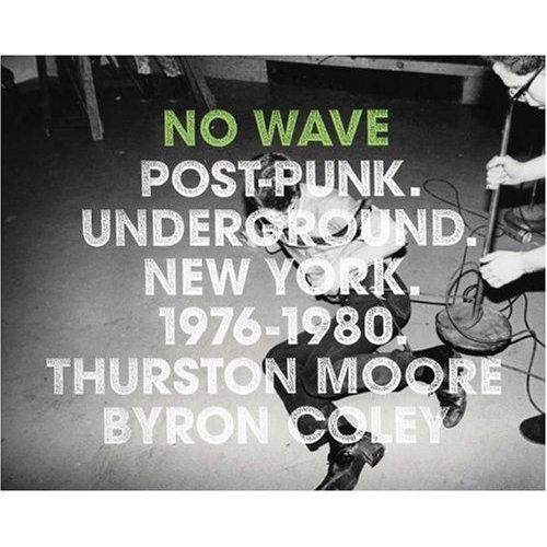 No Wave Book Cover
