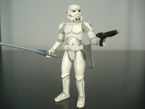 Star Wars McQuarrie Signature Series Stormtrooper
