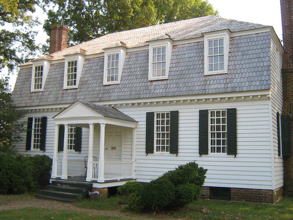 Moore House - Yorktown Battlefield, VA