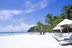 Fridays Boracay (Msbernal) Tags: sky beach sand philippines boracay fridays