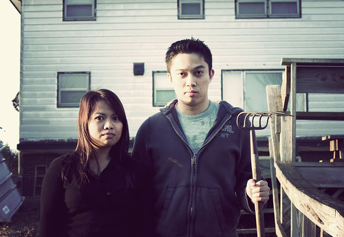 American Gothic?
