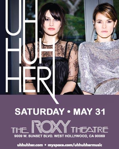 Live Nation Presents: UhHuhHer 5/31