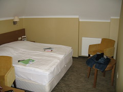 Yet another hotel room (Vilnius)