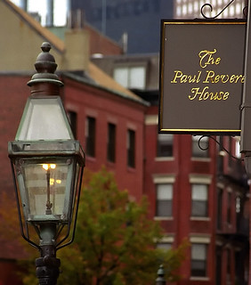 Boston - Paul Revere House, From FlickrPhotos