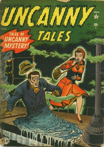Uncanny Tales 2 cover