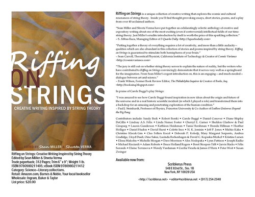 Riffing on Strings Available for Order