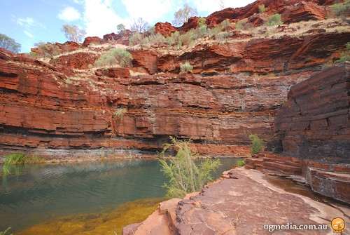 Dale's Gorge, Karijini National Park