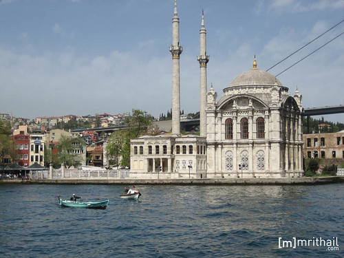 Istanbul - Ortaköy Mosque