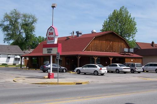 Former Red Barn