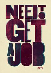 no. 6 (Skinny Ships) Tags: print typography design job no6